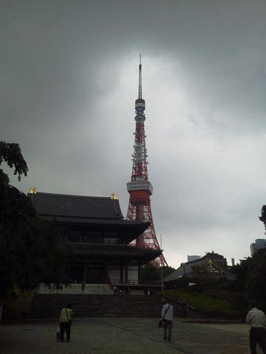東京タワー20140624
