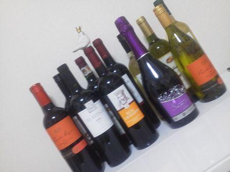 ワインまつり201409