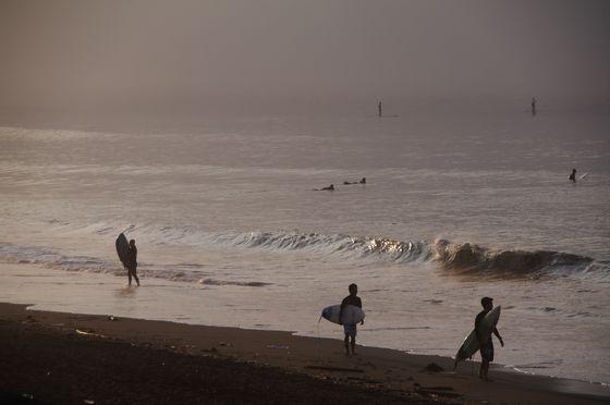2014/07/31 湘南 茅ヶ崎の海