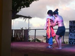 ボリネシアダンスショー