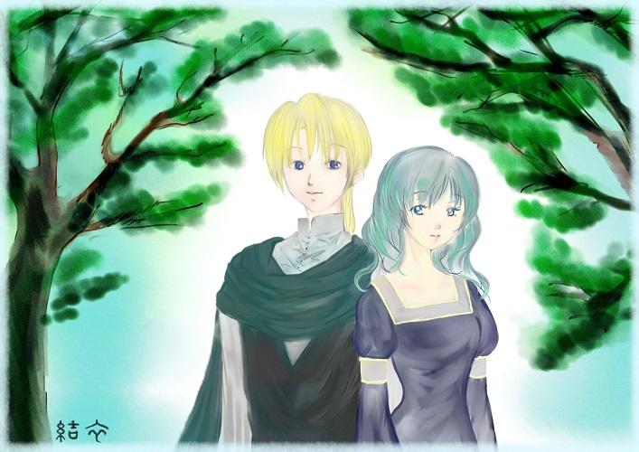 「王子と妖の姫君」