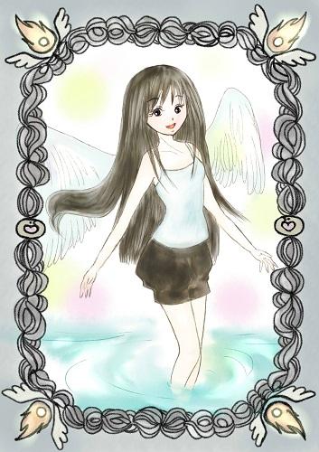 「翼ある者」